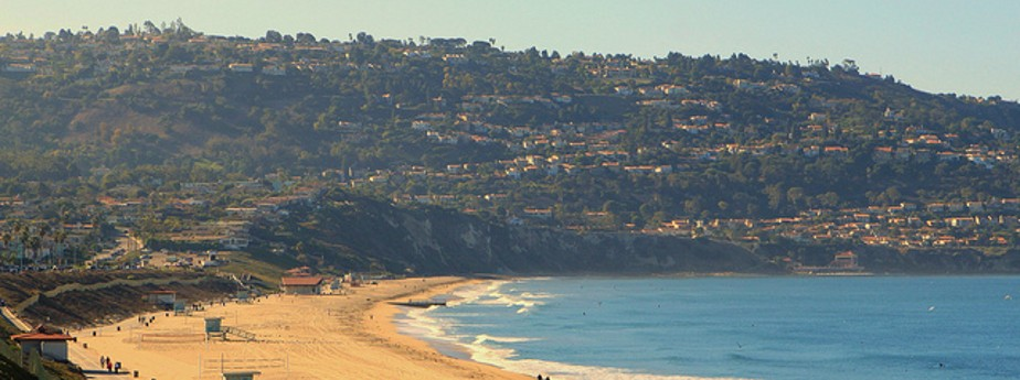 We are located in Redondo Beach